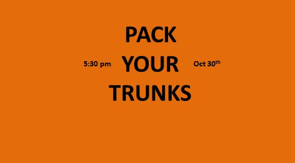 Pack Your Trunks